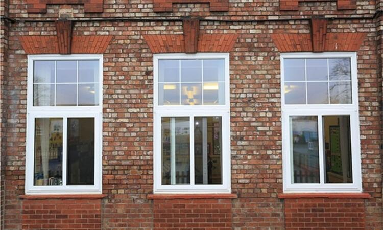 Balkon, pencere, merdiven