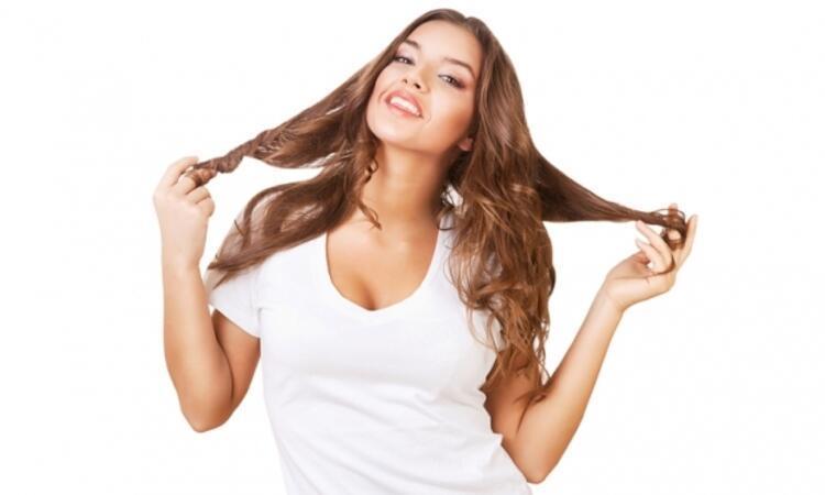 Sağlıklı saçlar, mutlu kadınlar