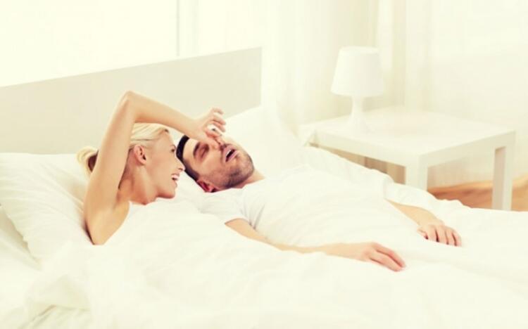 Kişi uyku bozukluğu olduğunu fark etmeyebilir