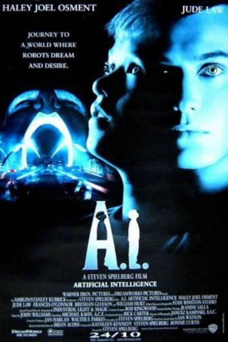 A.I Artificial Intelligence (Yapay Zeka)