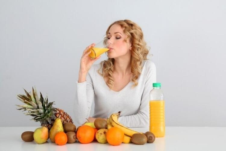 4- Meyve suyu