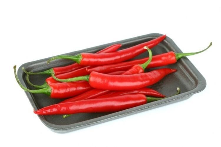 11- Kırmızı biber