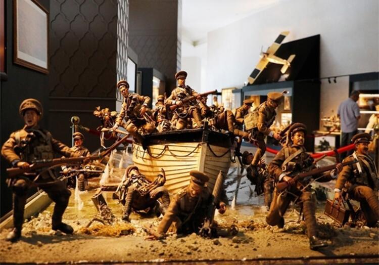 Tarihin Kapıları 23 Nisan'da Hisart İle AKS'de Aralanıyor