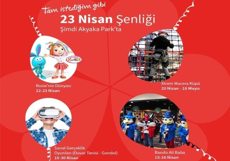 Cem Belevi 30 Nisan'da Akyaka Park'ta