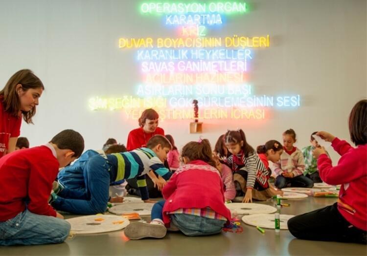 İstanbul Modern, 12. Çocuk Şenliği yarın başlıyor