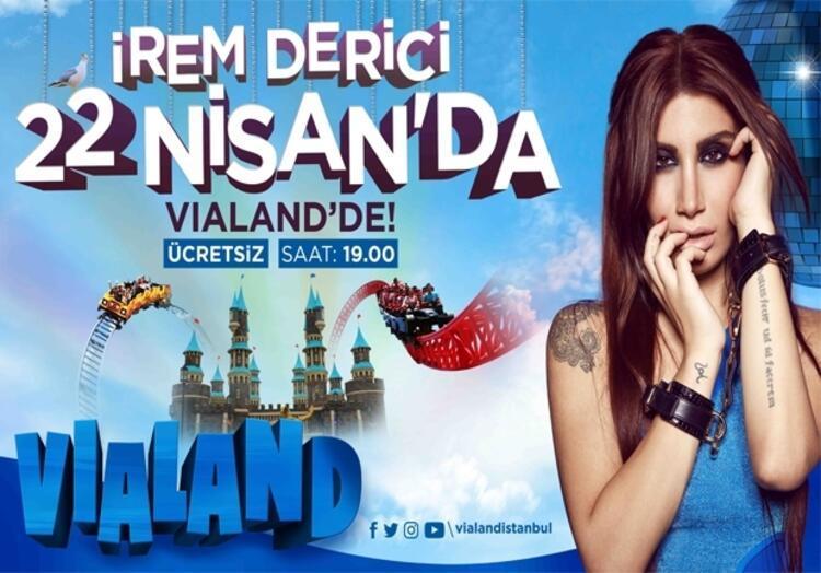Vialandde İrem Derici ile Bayram Coşkusu