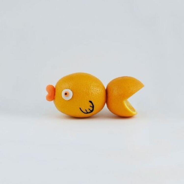 Portakal balık