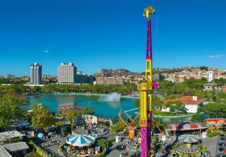 Gençlik Parkı Lunapark- Ankara