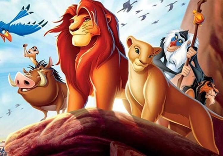 Aslan Kral (The Lion King, 1994)