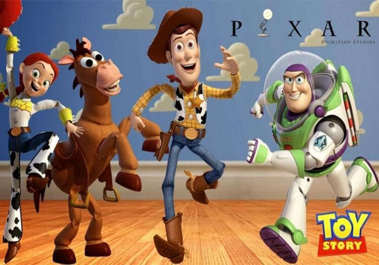 Oyuncak Hikayesi (Toy Story, 1995)
