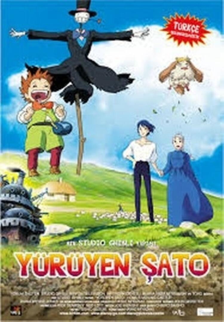 Yürüyen Şato (Hauru no ugoku shiro, 2004)