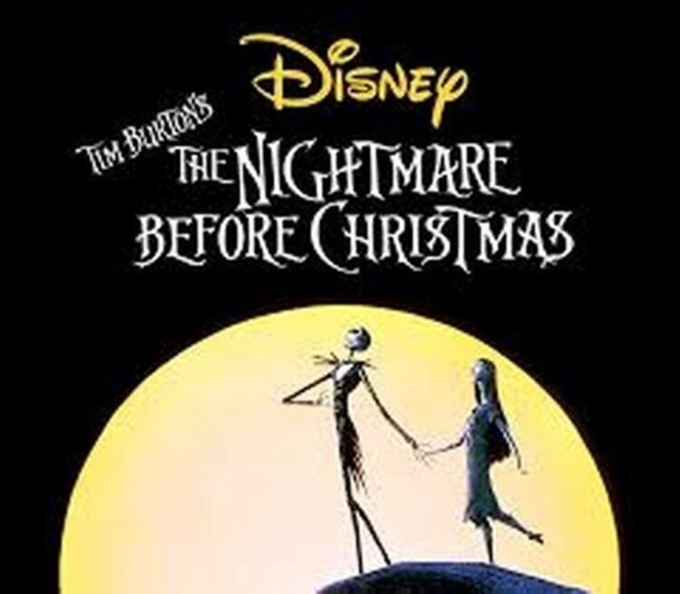 Noel Gecesi Kabusu (The Nightmare Before Christmas,1993)