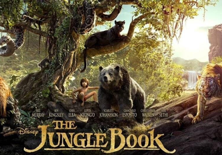 Orman Çocuğu (The Jungle Book, 1967)