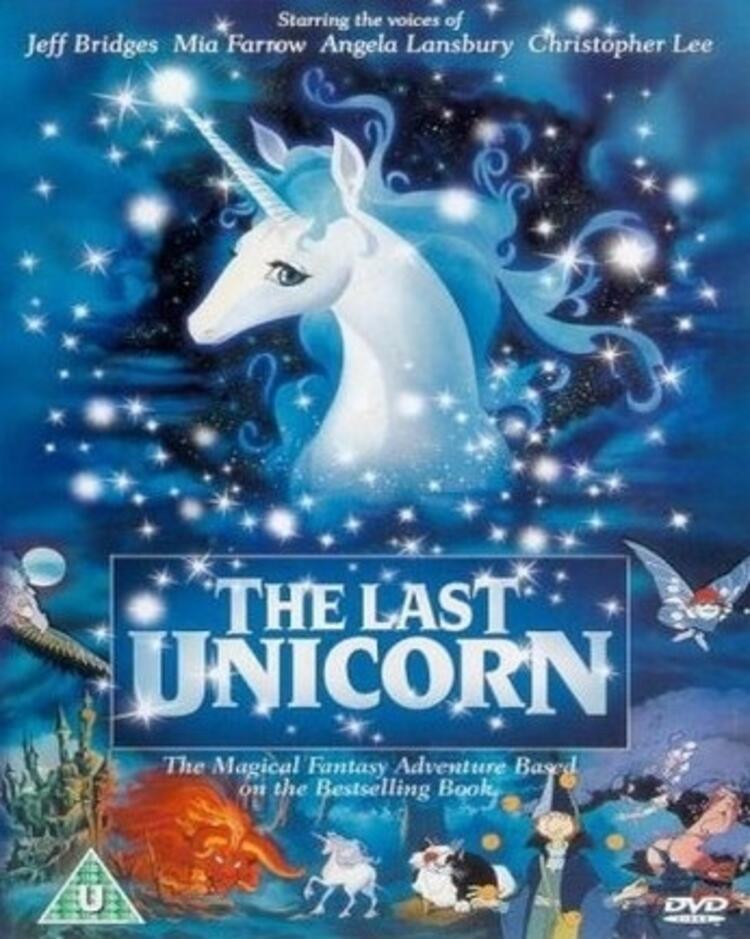 Son Boynuzlu At (The Last Unicorn, 1982)