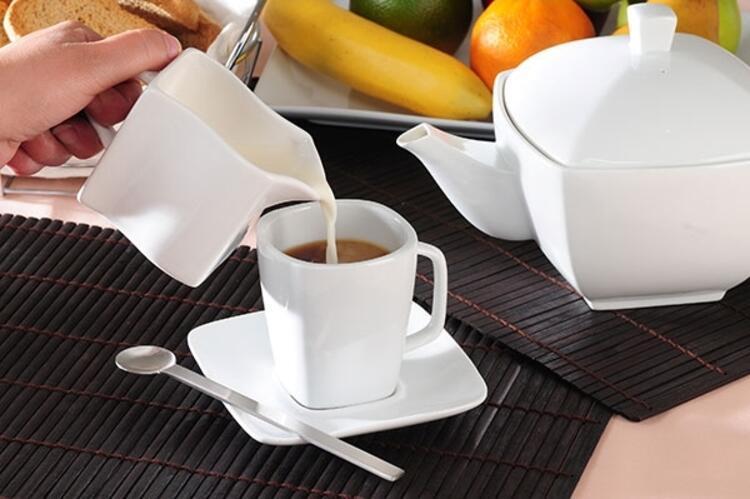 Suyu az, çay ve kahveyi fazla içmek