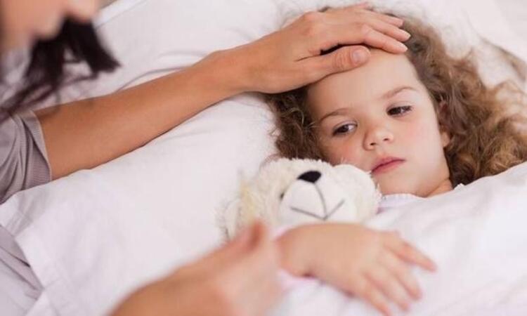 Küçük çocukların yarısı her yıl influenza enfeksiyonu geçiriyor