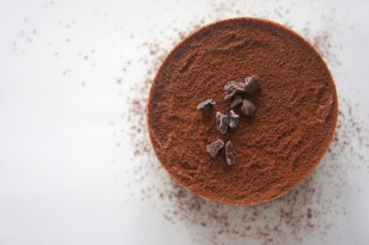 Ezilmiş kakao: