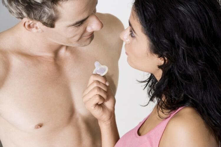 Prezervatif kullanın