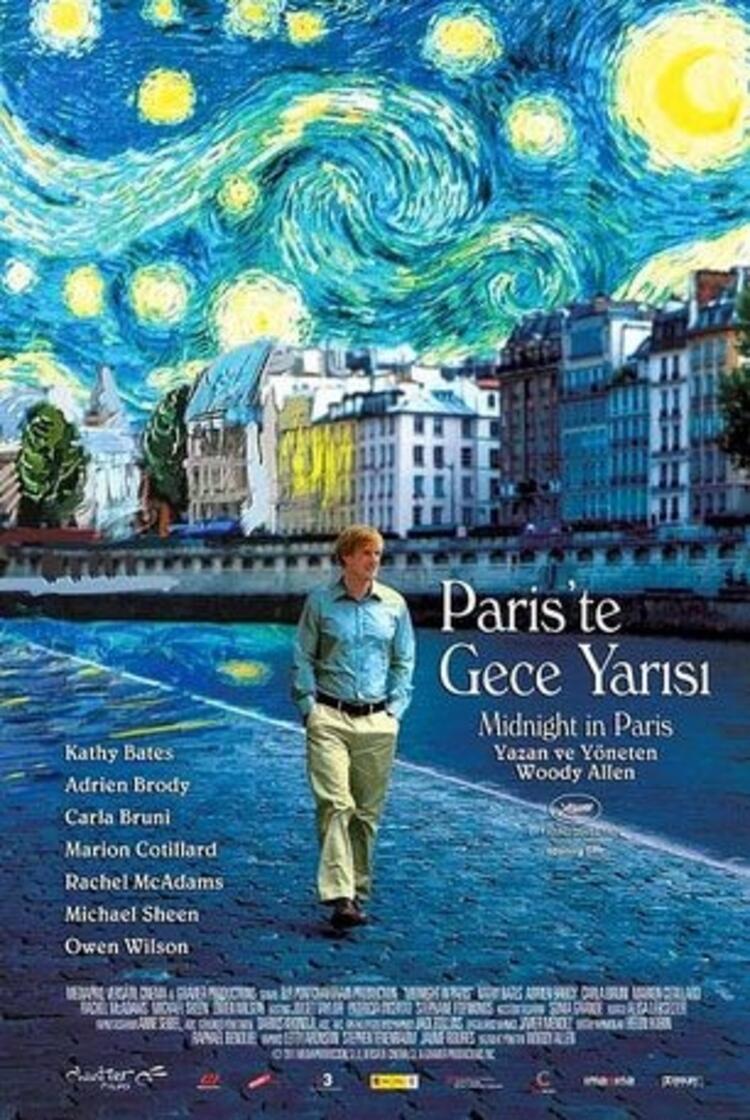 Pariste Gece Yarısı / Midnight in Paris