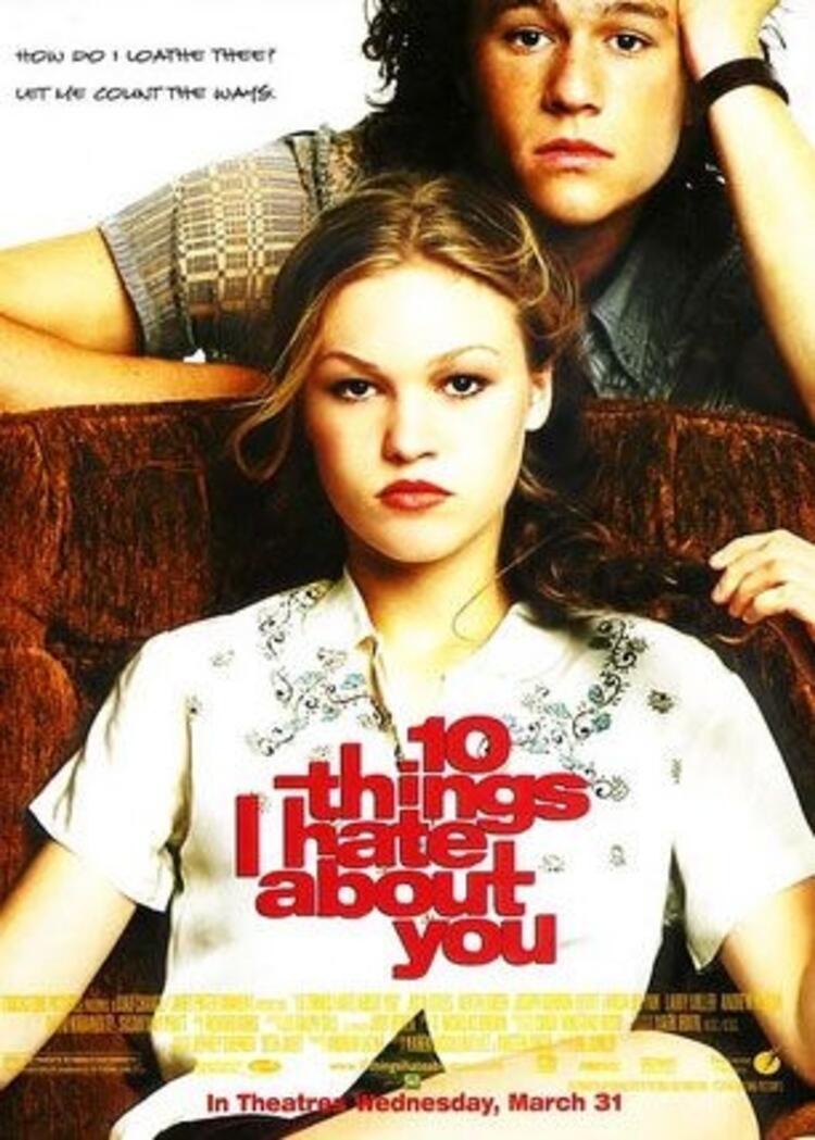 Senden Nefret Etmemin 10 Sebebi / 10 Things I Hate About You