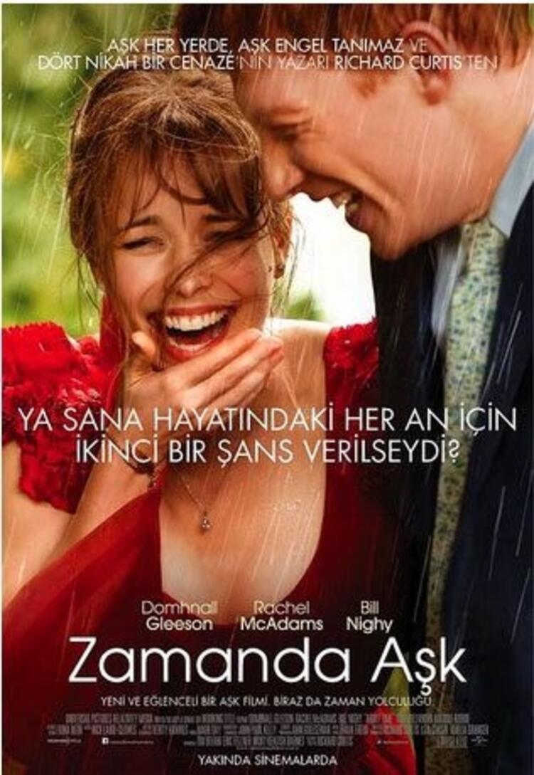 Zamanda Aşk / About Time