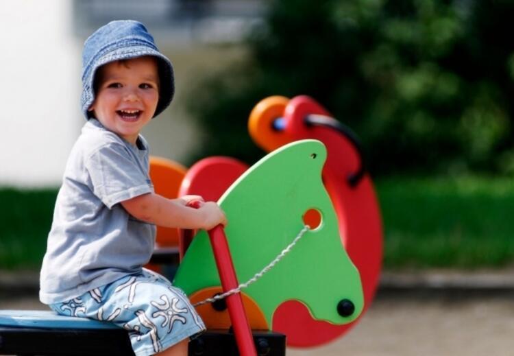 Çocuklar ve oyuncakları her park ziyareti sonrası yıkanmalı mıdır