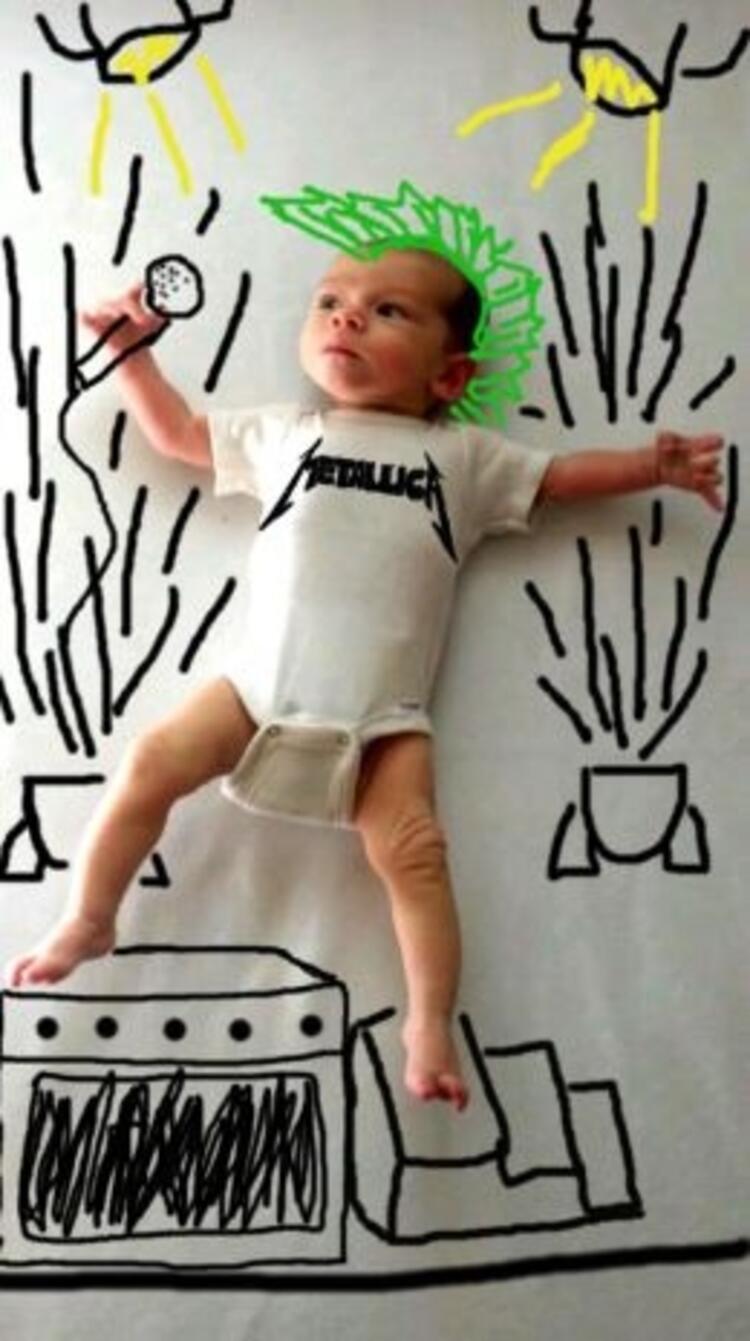 Maceracı bebek