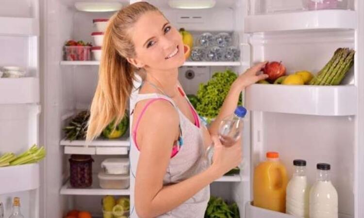 Sağlıksız yiyecekler yerine sağlıklı yiyecekler