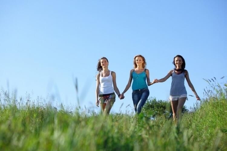 • Düzenli ve tempolu yürüyün