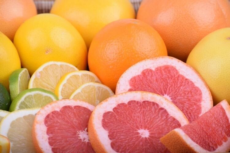 Bağışıklık güçlendiren turunçgiller