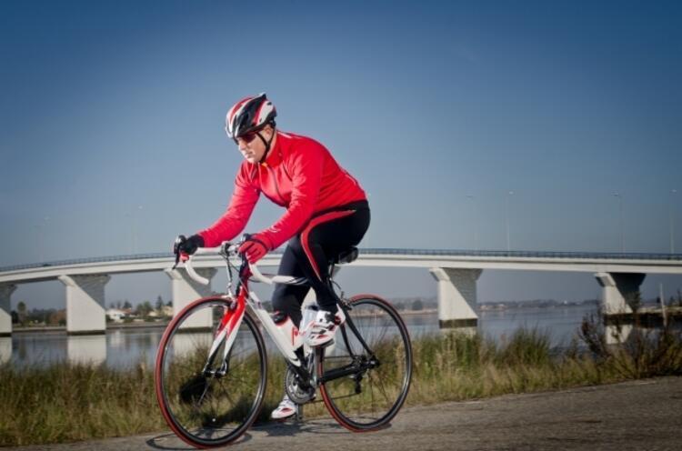 Bisiklete binme