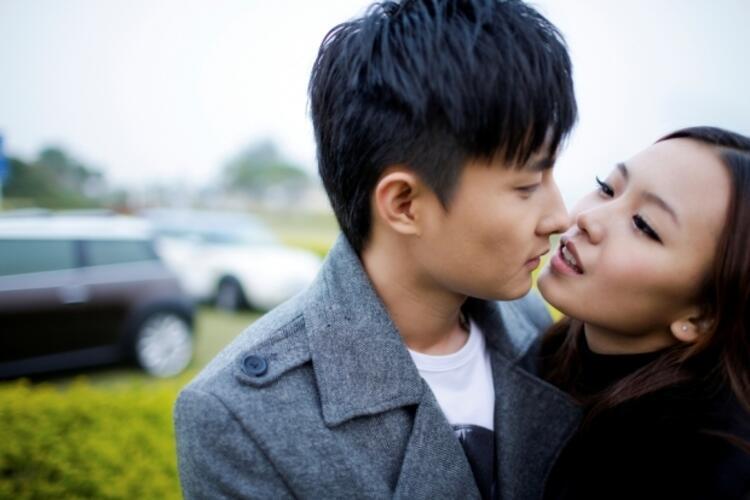 Unutulmaz bir öpücük - Çin