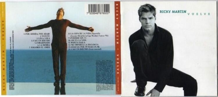 Dünyaca ünlü pop şarkıcısının albüm kapakları ve diğer fotoğrafları...
