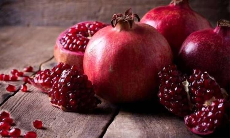 Trigliserid ve kolesterolün düşmesi için nar tüketin