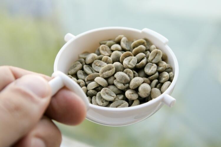 Kan şekerinizi dengeleyin: Yeşil kahve