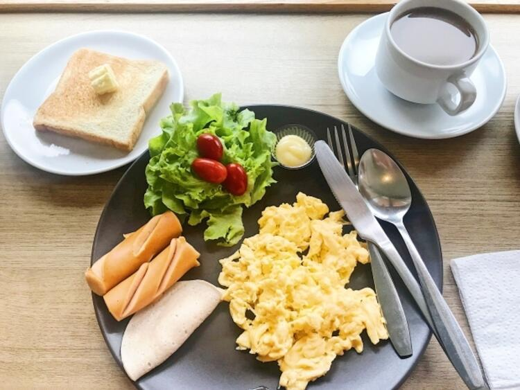 Kahvaltı yapmadan olmaz