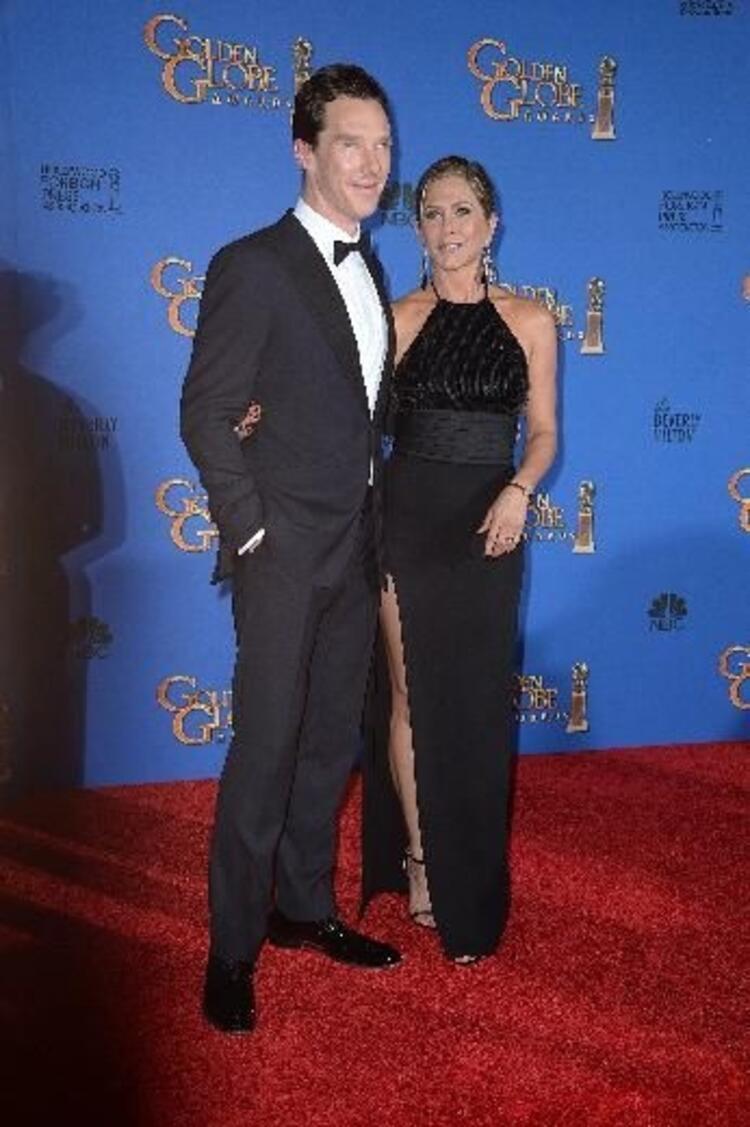 Benedict Cumberbatch - Jennifer Aniston