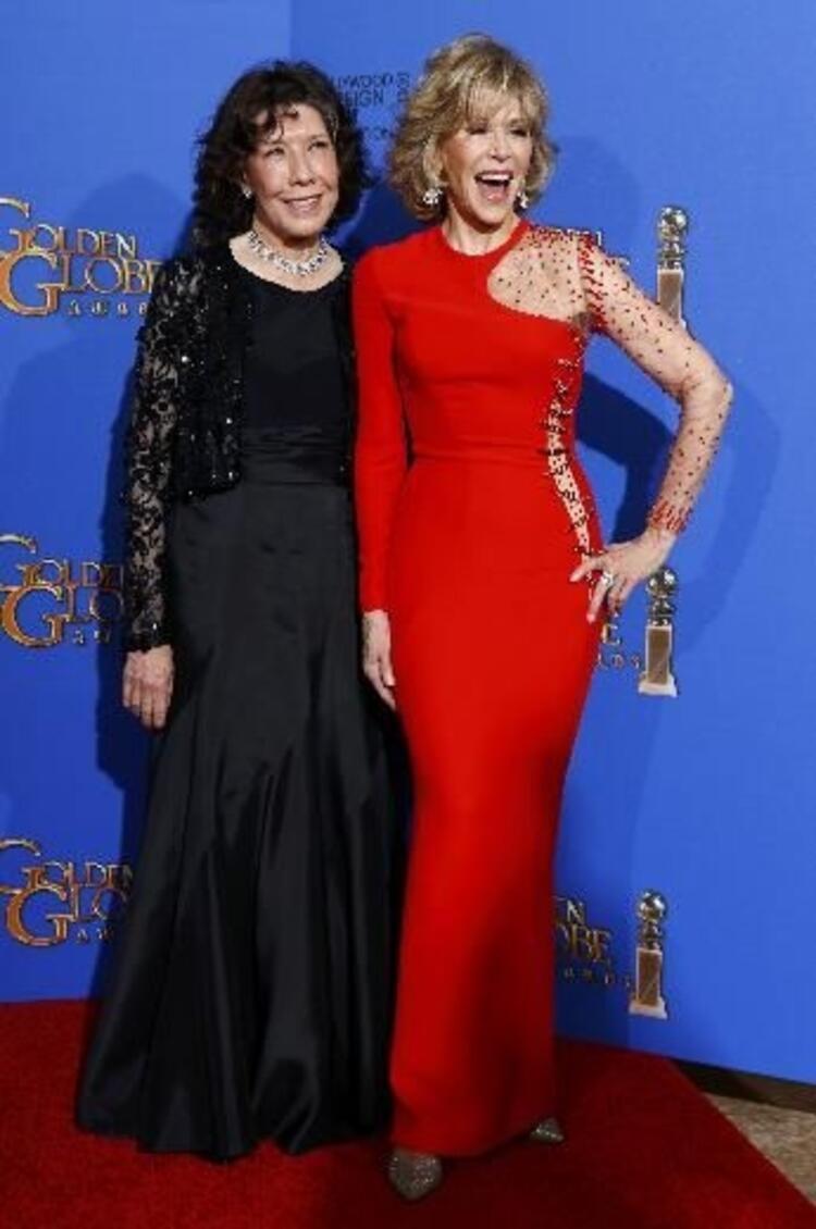 Lily Tomlin - Jane Fonda