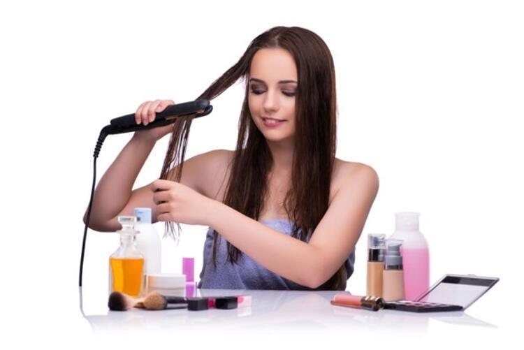 Saçlarınızın elektriklenmesini engelleyecek diğer yöntemler