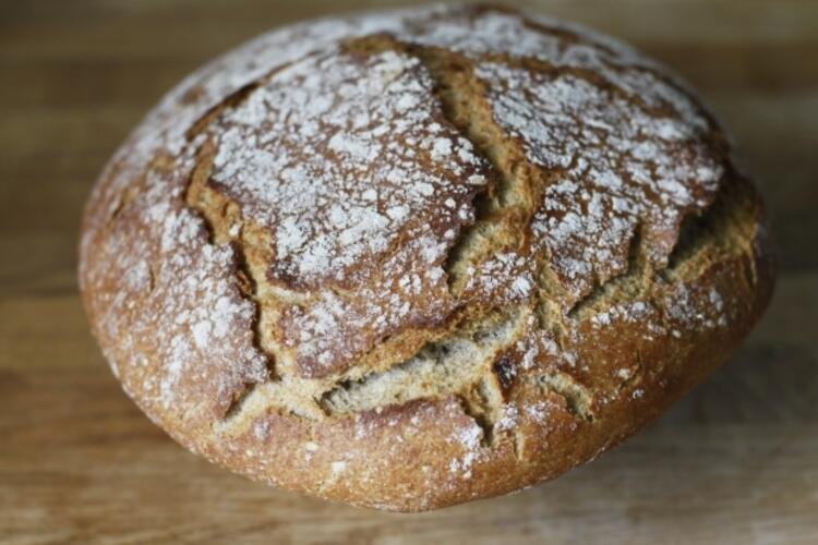 Çavdar ekmeği / Çok tahıllı ekmek