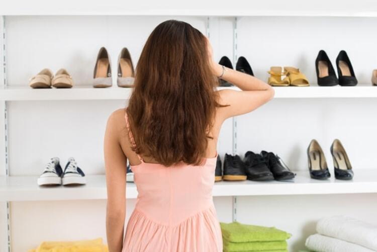 1) Ayakkabı seçiminiz doğru olsun