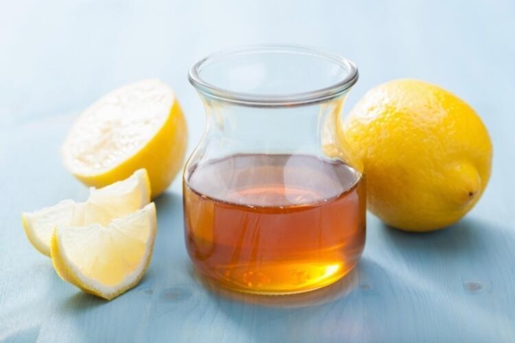 Bal, şeker, limon suyu