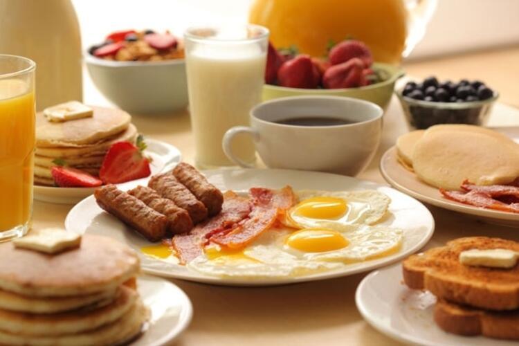 Kahvaltı mutlaka yapılmalı