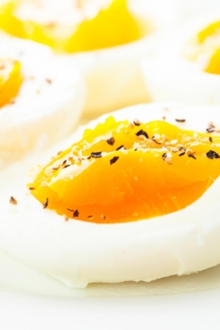 Kayısı kıvamında yumurta nasıl pişirilir
