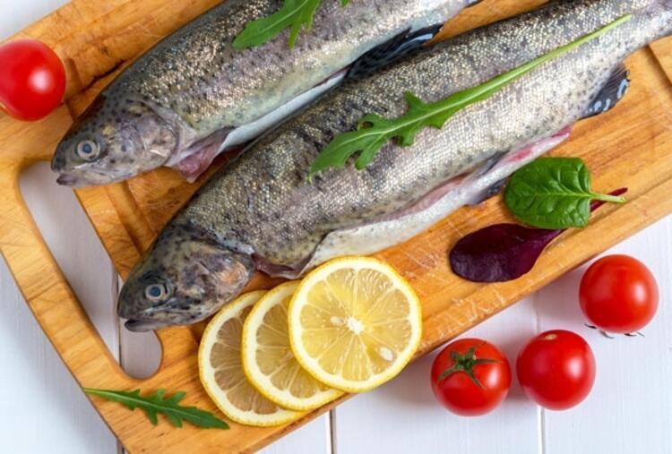 Denizden gelen mucize: Balık