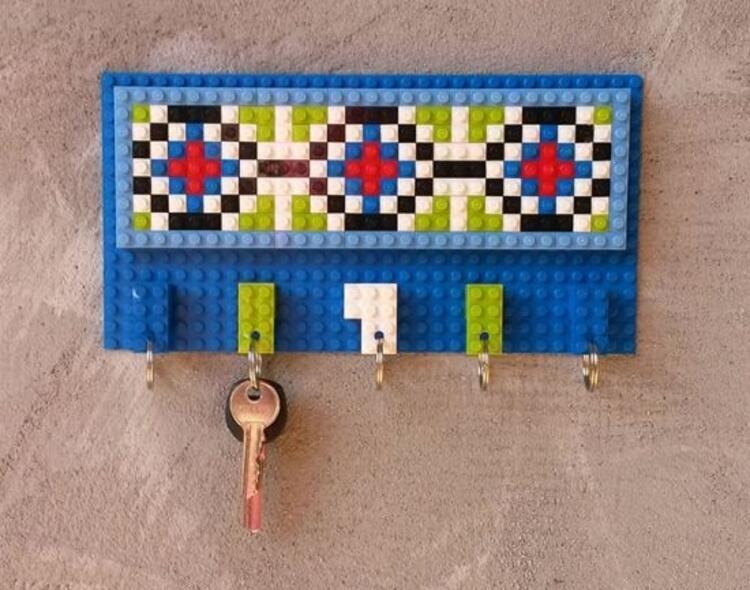 Anahtarlar için askı