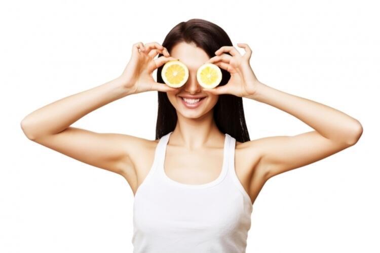 Hiç limon dilimleriyle uyudunuz mu