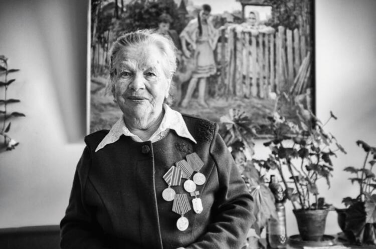 Anastasia, 84 yaşında