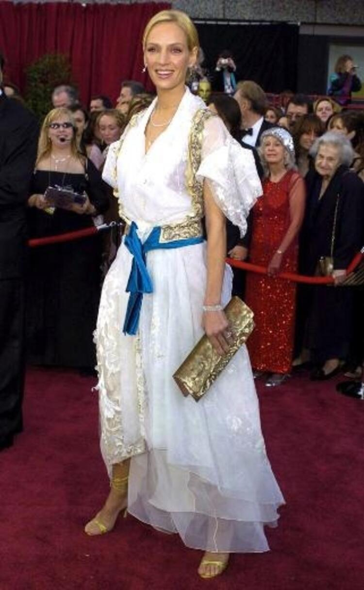 Tüm zamanların en tuhaf Oscar elbiseleri