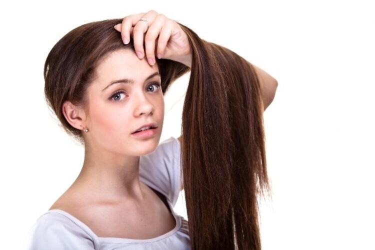 8. Daha fazla saç